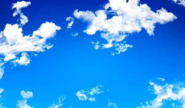 панно небо