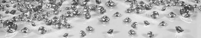 фартук для кухни серый бриллианты