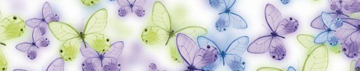 фартук для кухни бабочки
