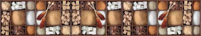фартук для кухни сахаркоричневый и разных сортов