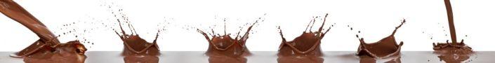 фартук для кухни жидкий горячий шоколад
