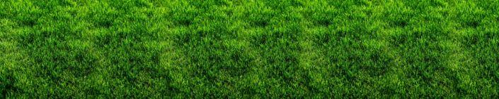скинали для кухни трава газон