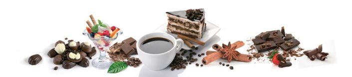 фартук для кухни шоколадные десерты