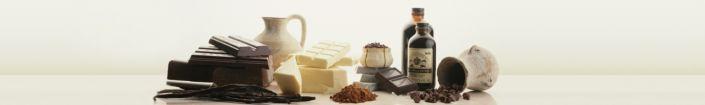 фартук для кухни шоколад