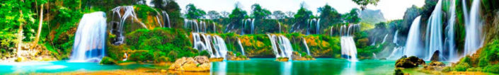 скинали водопады