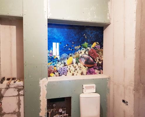 Подводный-мир-панно-для-ванной